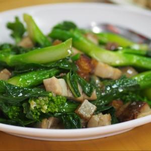 Kai Lan Roast Pork Kok Sen