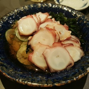 Kaiho Sushi Octopus